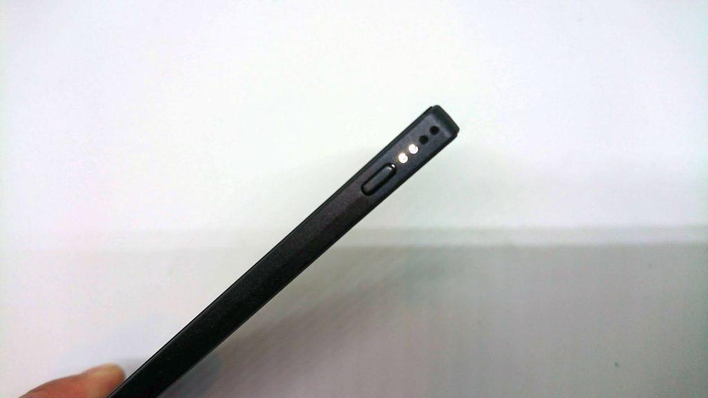 TNTOR「モバイルバッテリーWT-H330」のバッテリーインジケーター。