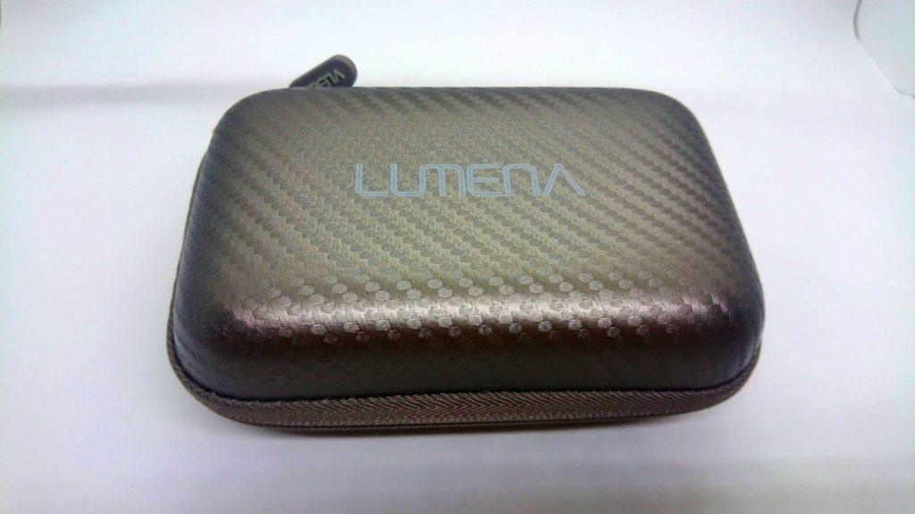 LUMENA「LUMENA2」のキャリングケース。