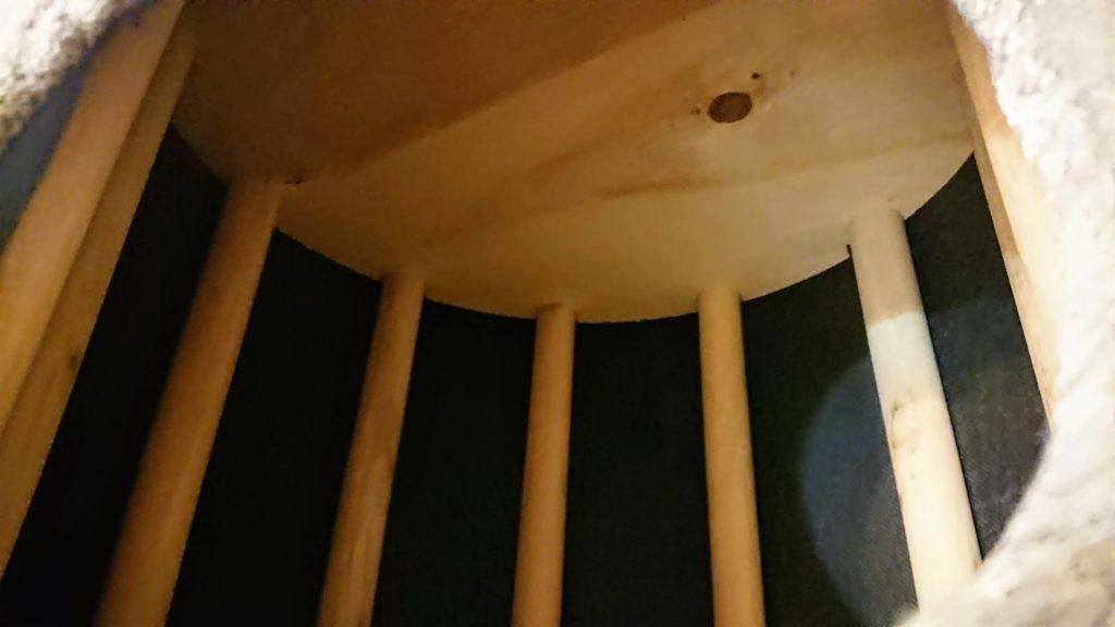 コジット「座れるキャットハウス」の天板。